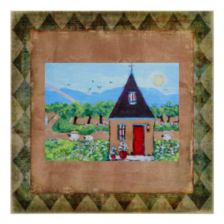 Country Whimsical Chic 7 poster