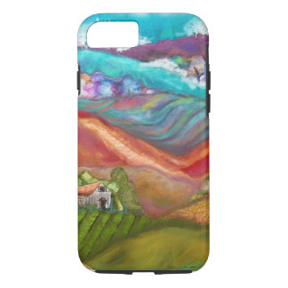Countryside Collage iPhone case