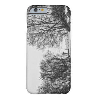 Countryside in the Snow Barely There iPhone 6 Case
