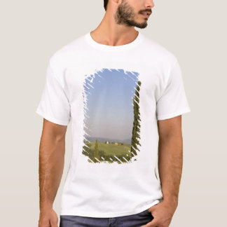 Countryside near Pienza. Val d'Orcia, Siena T-Shirt