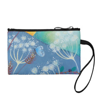 Countryside Picture. Coin Purse