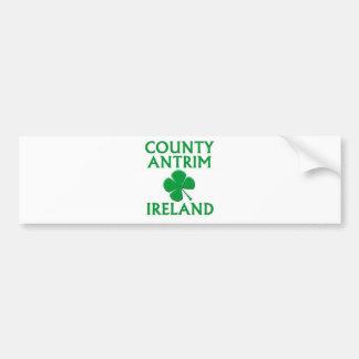 County Antrim, Ireland Bumper Sticker