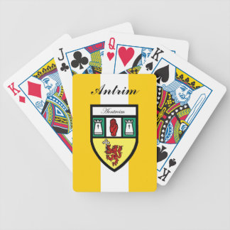 County Antrim Playing Cards
