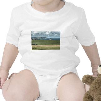 County Antrim s Coastal Causeway Northern Ireland Baby Bodysuit