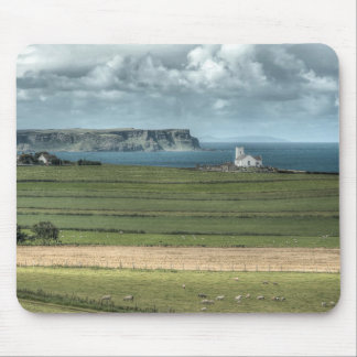 County Antrim's Coastal Causeway, Northern Ireland Mouse Mat