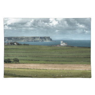 County Antrim's Coastal Causeway, Northern Ireland Placemat