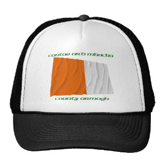 County Armagh Colours Cap