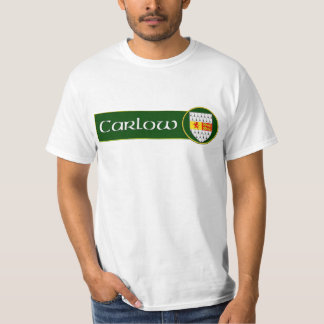 County Carlow. Ireland T-Shirt