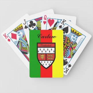 County Carlow Playing Cards