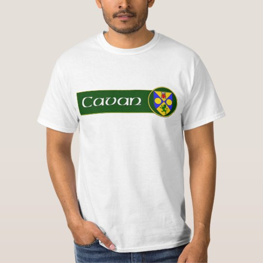 County Cavan. Ireland T-Shirt