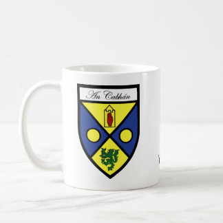 County Cavan Map & Crest Mugs