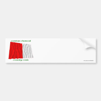 County Cork Colours Bumper Sticker