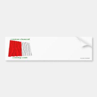 County Cork Colours Bumper Sticker