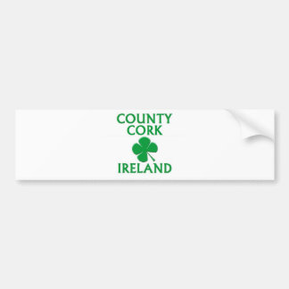 County Cork, Ireland Bumper Sticker