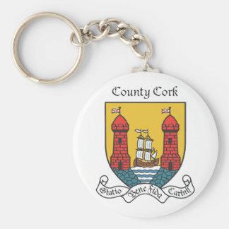 County Cork Key Chain