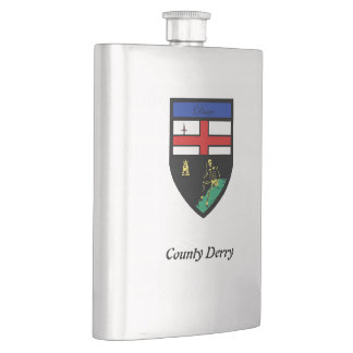 County Derry Premium Flask