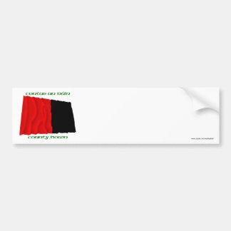 County Down Colours Bumper Stickers
