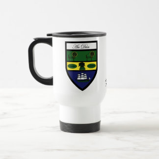 County Down Map & Crest Mugs