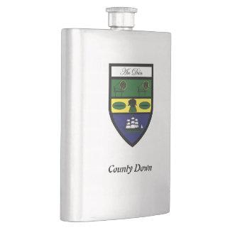 County Down Premium Flask