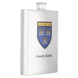 County Dublin Premium Flask