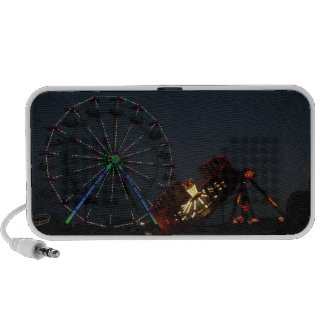 County Fair at Night iPhone Speakers