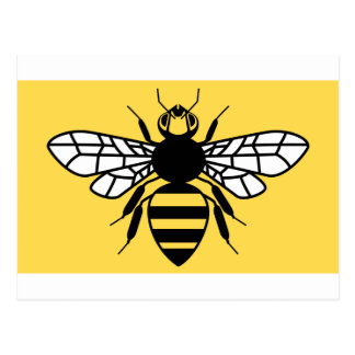 County Flag of Greater Manchester Postcard