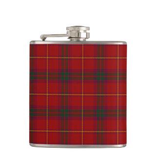 County Galway Irish Tartan Flasks