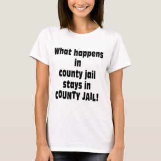 County Jail T-Shirt