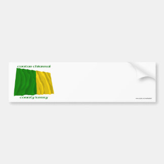 County Kerry Colours Bumper Stickers