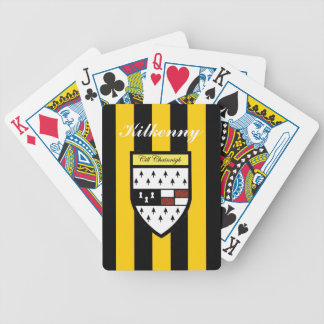 County Kilkenny Playing Cards