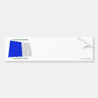 County Laois Colours Bumper Stickers