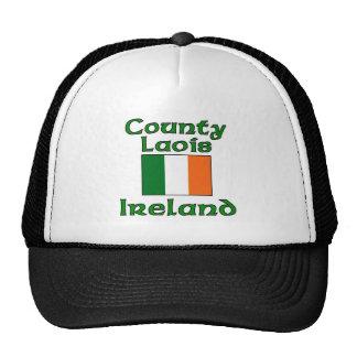 County Laois, Ireland Mesh Hats