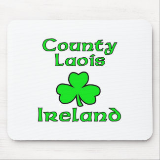 County Laois Ireland Mousepads