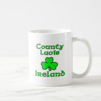 County Laois, Ireland Mugs