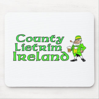County Leitrim ireland Mouse Pad