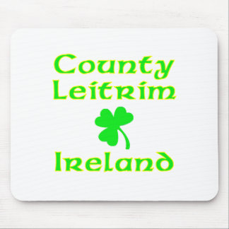 County Leitrim Ireland Mouse Pads