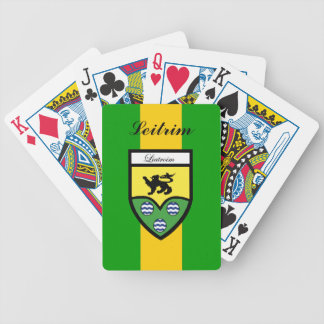 County Leitrim Playing Cards