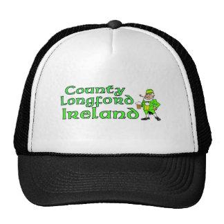 County Longford, Ireland Mesh Hat