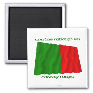 County Mayo Colours Fridge Magnets