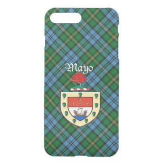County Mayo iPhone X/8/7 Plus Clear Case