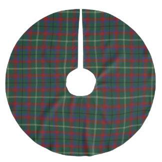 County Mayo Irish Tartan Brushed Polyester Tree Skirt