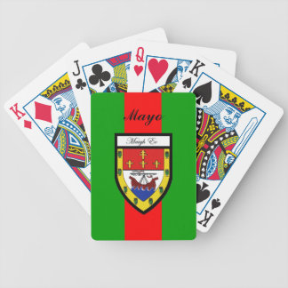 County Mayo Playing Cards