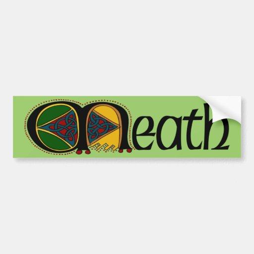 County Meath Bumper Sticker