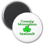 County Monaghan, Ireland Refrigerator Magnet