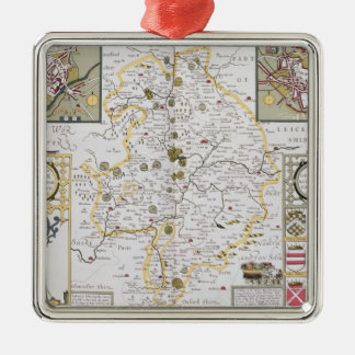 County of Warwick, Shire Town and City of Christmas Ornament