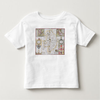 County of Warwick, Shire Town and City of Toddler T-Shirt