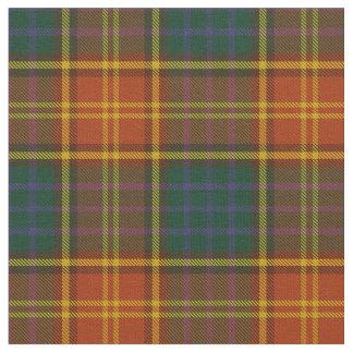 County Roscommon Irish Tartan Fabric