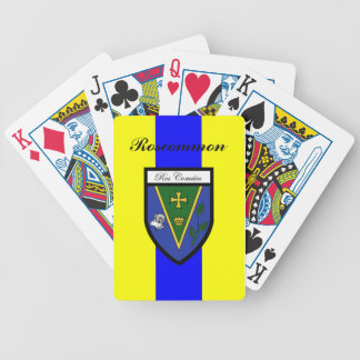 County Roscommon Playing Cards