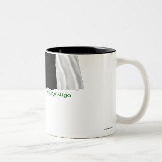 County Sligo Colours Two-Tone Mug