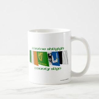 County Sligo Flags Basic White Mug